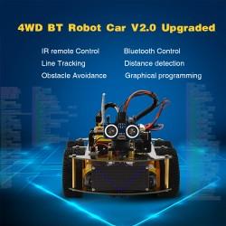 Keystudio 4WD BT Robot Car v2